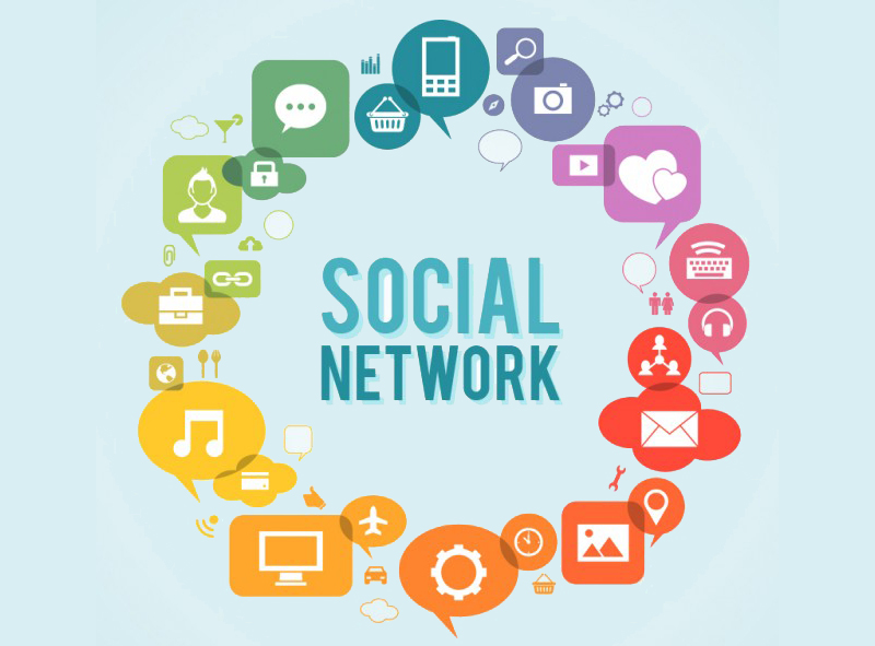 alta en redes sociales