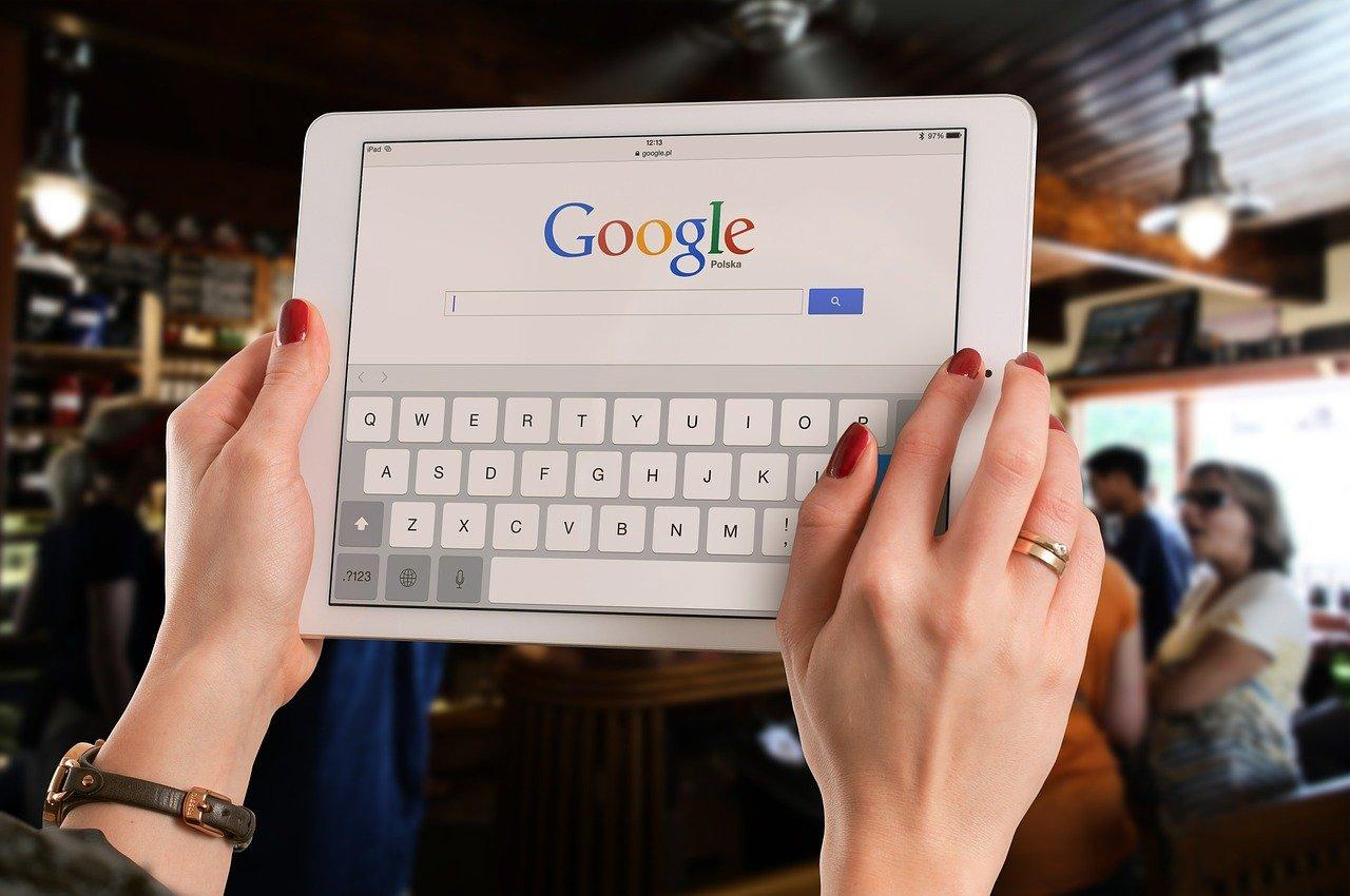 Experiencia de usuario para Google